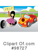 Automobile Clipart #98727