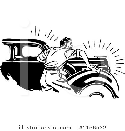 Auto Detailing Clip Art (rf) automotive clipart
