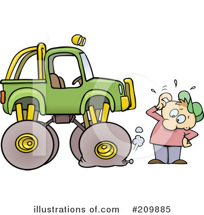 Tire Clipart #209885 by gnurf