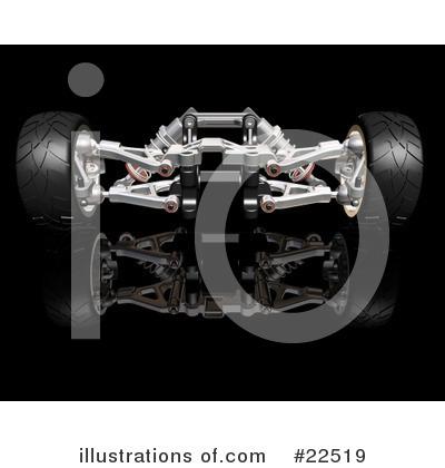 Automotive Clipart #22519 - Illustration by KJ Pargeter