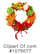 Royalty-Free (RF) Autumn Clipart Illustration #1079077