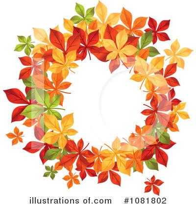 Thanksgiving Clipart #1081802 by Vector Tradition SM