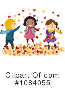 Royalty-Free (RF) Autumn Clipart Illustration #1084055