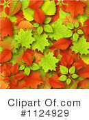 Royalty-Free (RF) Autumn Clipart Illustration #1124929