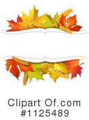 Royalty-Free (RF) Autumn Clipart Illustration #1125489