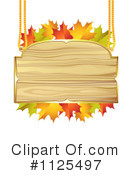 Royalty-Free (RF) Autumn Clipart Illustration #1125497