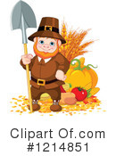 Royalty-Free (RF) Autumn Clipart Illustration #1214851
