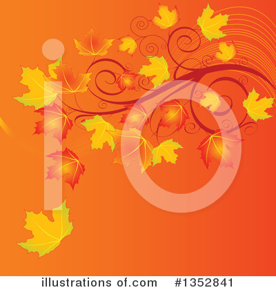 Autumn Clipart #1352841 by Pushkin