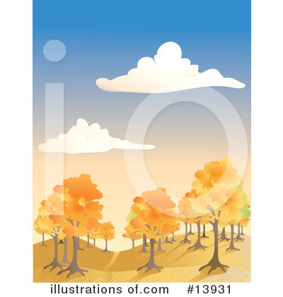 Royalty-Free (RF) Autumn Clipart Illustration by Rasmussen Images - Stock Sample #13931
