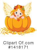 Autumn Clipart #1418171 by Pushkin