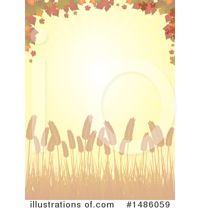 Wheat Clipart #1486059 by elaineitalia