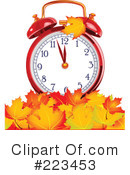 Royalty-Free (RF) Autumn Clipart Illustration #223453
