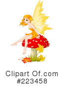 Royalty-Free (RF) Autumn Clipart Illustration #223458