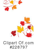 Royalty-Free (RF) Autumn Clipart Illustration #228797