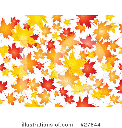 Leaves Clipart #27844 by KJ Pargeter