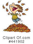 Royalty-Free (RF) Autumn Clipart Illustration #441902