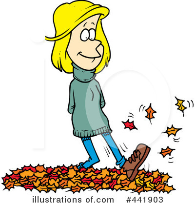 Autumn Clipart #441903 by toonaday