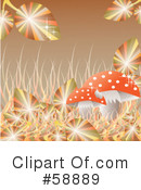 Royalty-Free (RF) Autumn Clipart Illustration #58889
