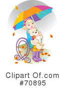 Royalty-Free (RF) autumn Clipart Illustration #70895