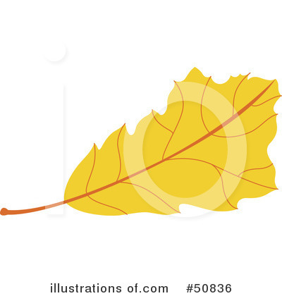 Autumn Leaf Clipart #50836 by Cherie Reve