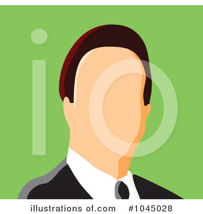 Businessman Clipart #1045028 by yayayoyo