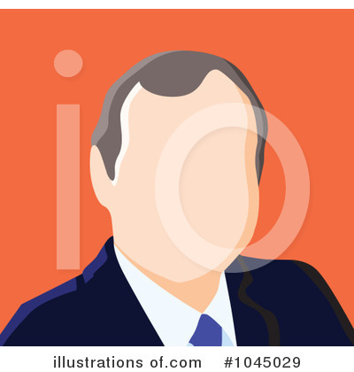 Businessman Clipart #1045029 by yayayoyo