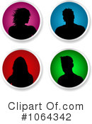 Avatar Clipart #1064342 by KJ Pargeter