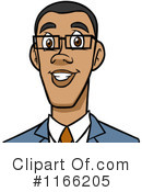 Royalty-Free (RF) Avatar Clipart Illustration #1166205