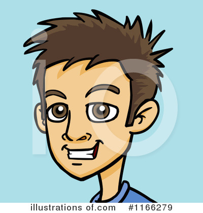 Avatar Clipart #1166279 by Cartoon Solutions