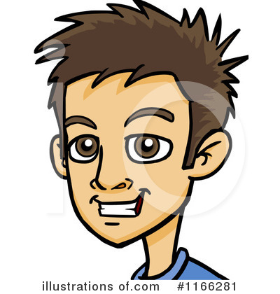 Avatar Clipart #1166281 by Cartoon Solutions