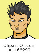 Royalty-Free (RF) avatar Clipart Illustration #1166299