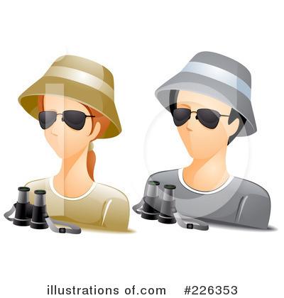 Royalty free rf avatar clipart illustration 226353 by bnp design