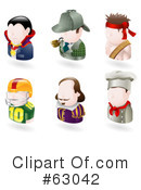Avatar Clipart #63042 by AtStockIllustration