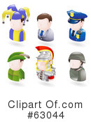 Avatar Clipart #63044 by AtStockIllustration