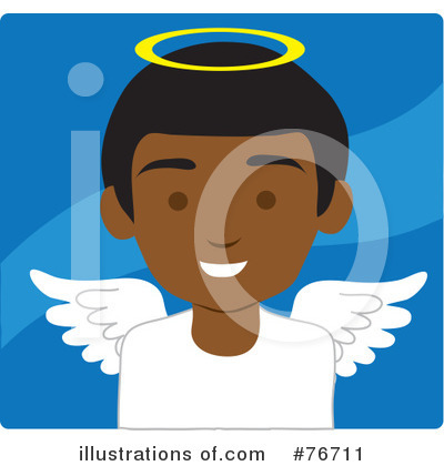 Angel Clipart #76711 by Rosie Piter
