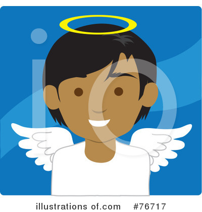 Angel Clipart #76717 by Rosie Piter