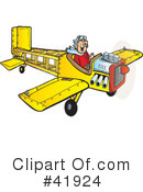 Aviation Clipart #41924 by Snowy