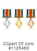 Royalty-Free (RF) award Clipart Illustration #1125463