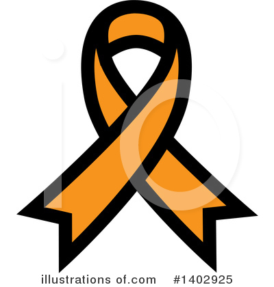 Royalty-Free (RF) Awareness Ribbon Clipart Illustration by ColorMagic - Stock Sample #1402925