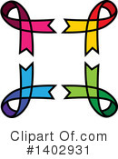 Awareness Ribbon Clipart #1402931 by ColorMagic