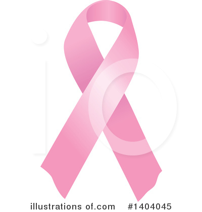 Breast Cancer Clipart #1404045 by inkgraphics