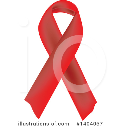 Royalty-Free (RF) Awareness Ribbon Clipart Illustration by inkgraphics - Stock Sample #1404057