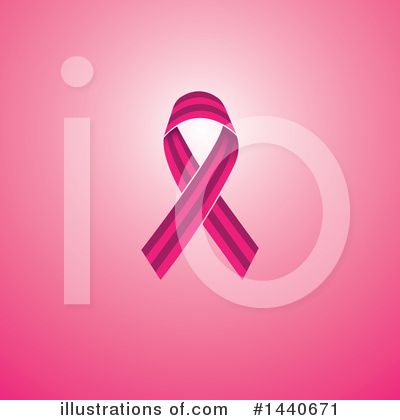 Royalty-Free (RF) Awareness Ribbon Clipart Illustration by ColorMagic - Stock Sample #1440671