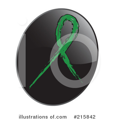 Awareness Ribbons Clipart #215842 by inkgraphics