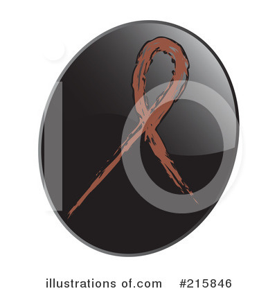 Awareness Ribbons Clipart #215846 by inkgraphics