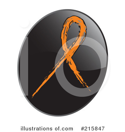 Awareness Ribbons Clipart #215847 by inkgraphics