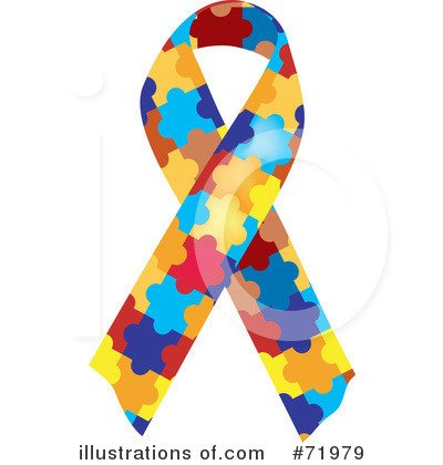 Awareness Ribbons Clipart #71979 by inkgraphics