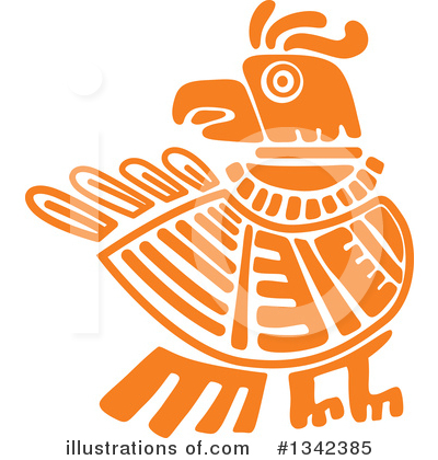 Mayan Clipart #1342385 by Vector Tradition SM