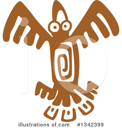 Aztec Clipart #1342399 by Vector Tradition SM