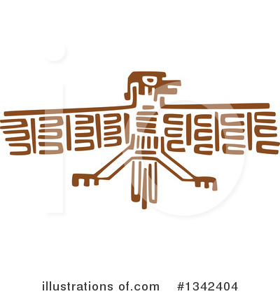 Aztec Clipart #1342404 by Vector Tradition SM